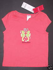 NWT Gymboree Coral Reef Seahorse Summer Love Tee Top 4