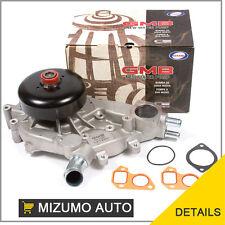 Fit 99-06 Cadillac GM Chevrolet Hummer Isuzu Saab 4.8 5.3 & 6.0 GMB Water Pump