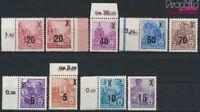 DDR 435-442 (kompl.Ausg.) mit 439b postfrisch 1954 Fünfjahresplan (II (9187999