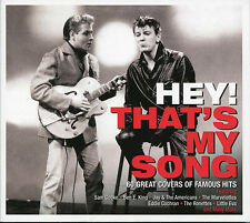HEY THAT'S MY SONG - 3 CD BOX SET - SAM COOKE, LITTLE EVA & MORE