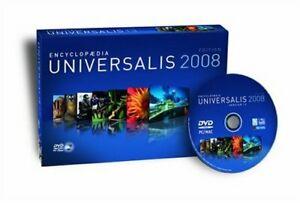 Universalis 2008 V13 DVD-ROM - PC - NEUF