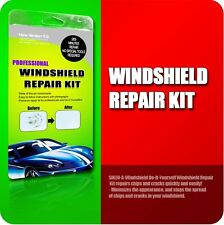 Car Windscreen Repair Kit DIY Chip Window Screen Crack Polishing Scratches Glass