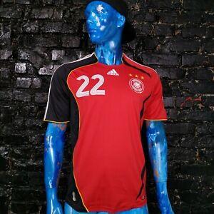 Odonkor Germany Team Jersey Away shirt 2006 - 2008 Adidas 066897 Mens Size M