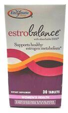EstroBalance 30 Tablets Women Health Estrogen metabolism Exp 10/2020