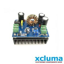 XCLUMA DC-DC CC CV 600W BOOST 10-60V TO 12-80V STEP UP CONVERTER BE0231