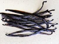 Extract Grade A/B Madagascar Bourbon Whole Vanilla Beans / Pods