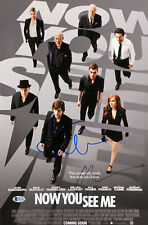 Isla Fisher & Mark Ruffalo Now You See Me Signed 12x18 Photo BAS #D07305