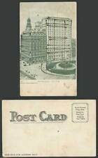 New York Embossed Collectable USA Postcards