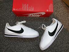 Nike Classic Cortez Leather ' White/Black' UK 7.5