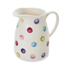 Cooksmart Spotty Dotty Utensil Jug Kitchen Storage Drinks Serving Pitcher Spots