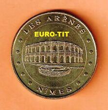 A  SAISIR  MEDAILLE TOURISTIQUE   MONNAIE DE PARIS    LES ARENES DE NIMES   2003