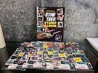 Official Star Trek Stamp Album 1977 & 6 opened Packs of Stamps