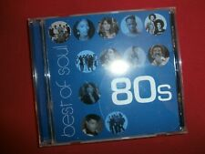 BEST OF SOUL 80's Compilation CD (Various Artists) Universal 2003~ FREE SHIPPING