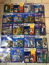 STARTING LINEUP LOT OF 20  FIGURES 1993-2000 HALL OF FAMERS INCLUDED