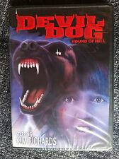 DEVIL DOG - HOUND OF HELL - US DVD ( 2 DISCS ) - Shriek Show - OOP - REGION 1