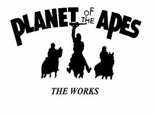 Planet of the Apes-Comic Collection