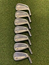Titleist CB Forged 712 3-9 Iron Set *HEAD ONLY*