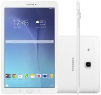 Samsung Galaxy Tab E SM-T560 9.6-Inch Tablet 8GB Wi-Fi Android Pearl White NEW