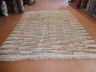 Wonderful rug Mid Century Scandinavian Eames Era semi Shag Carpet