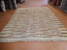 Wonderful rug Mid Century Scandinavian Eames Era semi Shag Carpet