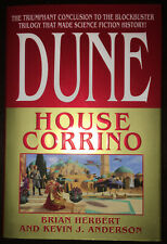 Dune: House Corrino - 1st edition hardcover - Brian Herbert & Kevin J. Anderson