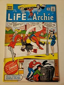 Life with Archie #46. February 1965. Archie Series. FN 6.0 or HIGHER! Origin-P