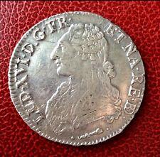 France - Louis XVI  - Très Jolie monnaie  - Ecu d'argent 1778 Pau