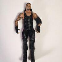 """The Undertaker 8"""" WWE Wrestling Mattel Basic Loose Figure WWE 2011 DJY49"""