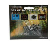Transistor Assortment, 100pcs, Velleman K/TRANS1