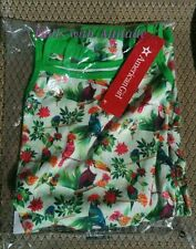 NEW American Girl 2016 LEA RAINFOREST Pjs Pajamas for Girls Size S Small (7-8)