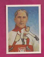 1987 HALL OF FAME VICTORIA ERNEST JOHNSON ELECTED 1952 NRMT-MT CARD (INV# A5609)