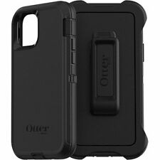 NEW OTTERBOX DEFENDER CASE FOR IPHONE 11 PRO MAX - BLACK