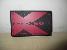 Sumador adderlink X50 Kvm