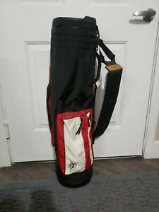 Sun mountain Front nine Carry Bag 4 way strap lightweight