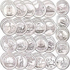 Uncirculated Philadelphia Business Uncertified US Quarters