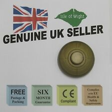 GOLD IN LINE LIGHT FOOT SWITCH - OVER 1200 SOLD - 6 month Guarantee & *FREE P&P*