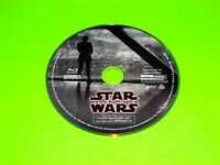 STAR WARS 8 THE LAST JEDI BLU RAY DISC ONLY (NO ORIGINAL CASE)