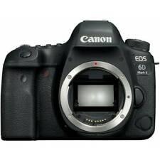 Canon EOS 6D Mark II 26,2 Mpx Digitale DSLR Fotocamera  - Nero