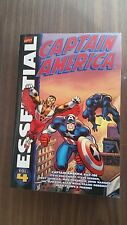 MARVEL -ESSENTIAL - CAPTAIN AMERICA VOL 4- FREE SHIPPING