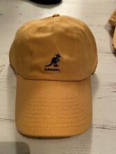 Kangol Classique Denim Baseball Cap Basecap coton décortiquer Hommes Femmes