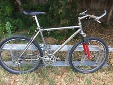 Gary Fisher Prometheus Vintage Titanium Mountain Bike
