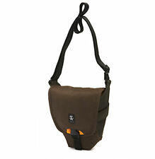 Crumpler 3 Million Dollar Home Shoulder Camera Bag (brown/orange/gunmetal)