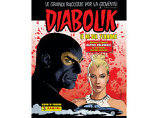 Figurine Panini DIABOLIK album cartonato + set completo 276 Stickers e 36 CARDS