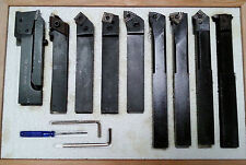 Lathe Tools - Indexable Carbide Manual 25mm Tip Height