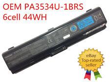 Genuine Original Toshiba Satellite L555D-S7005 Battery PA3534U-1BRS 6Cells 44WH