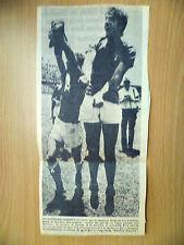 1970 Copa del Mundo de corte de prensa-un estremecimiento de jubilo.., 15 de junio