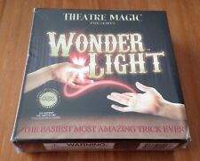 new/sealed instructional magic Dvd: Theatre Magic Presents: Wonder Light
