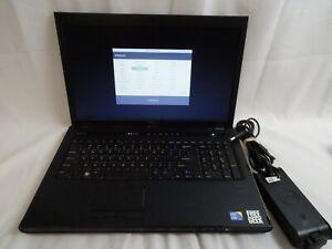 Dell Vostro 3700   i5 M 430   4GB RAM   250 GB HDD   LINUX