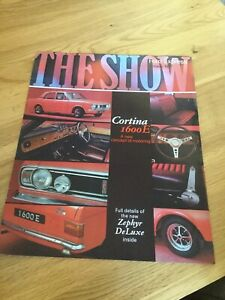 The Show Magazine Ford Express October 1967