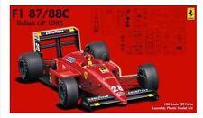 Fujimi 09049 GP12 1/20 Scale Model Formula One Kit Ferrari F1/87/88C Italian GP